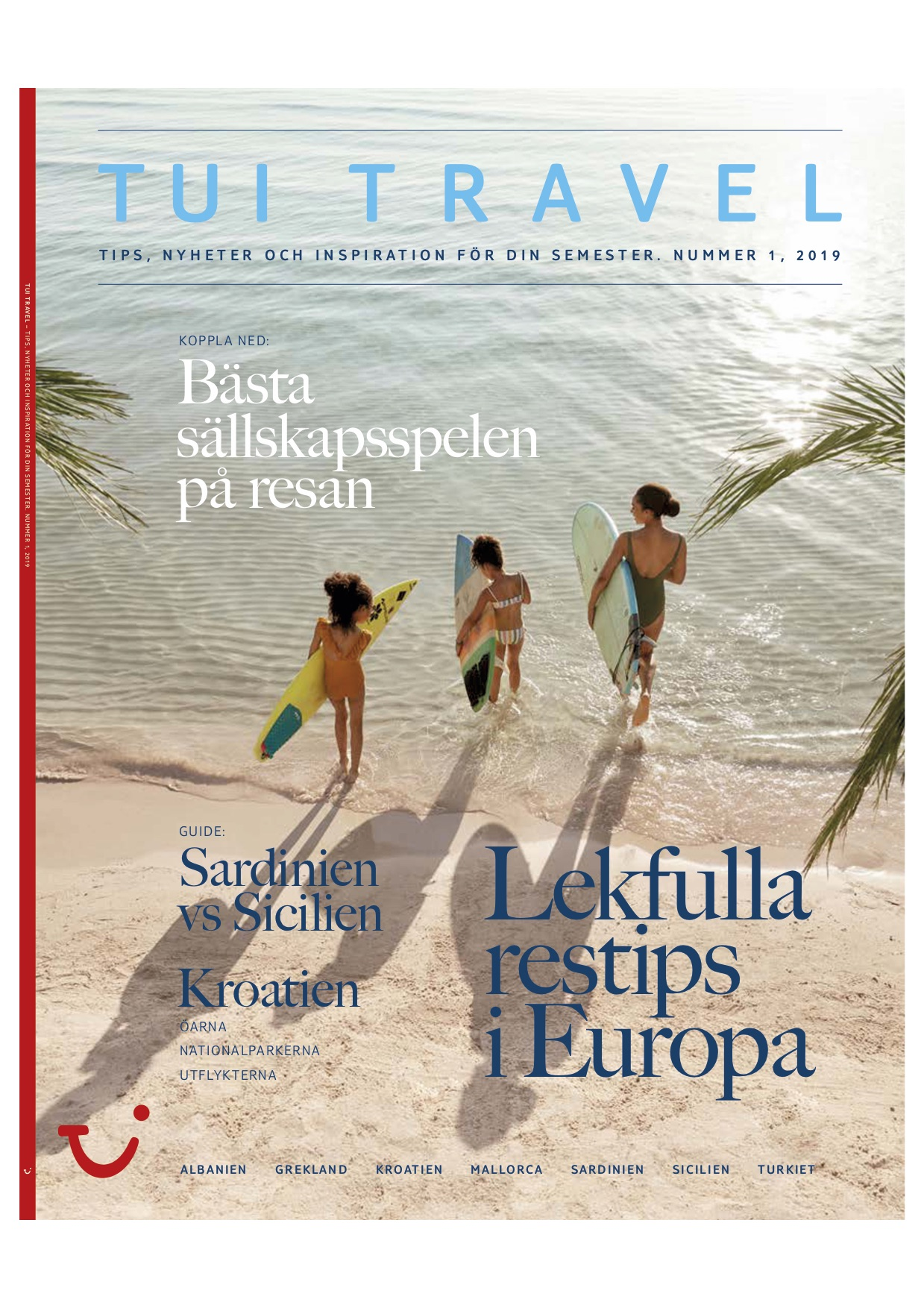 Nya resemagasinet TUI Travel ute nu!