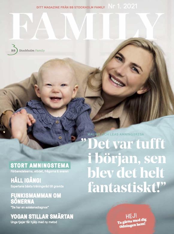 BB Stockholm Familys tidning ute nu!
